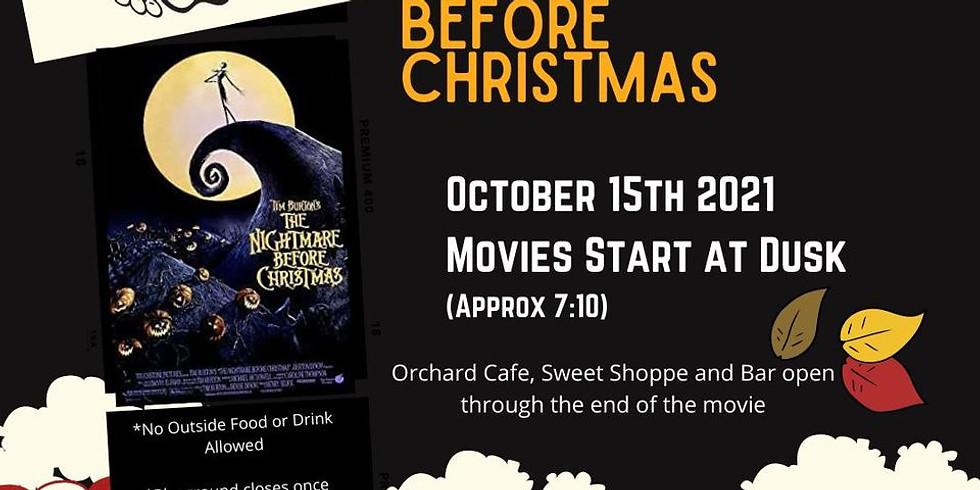 Free Friday Night Movies - The Nightmare Before Christmas