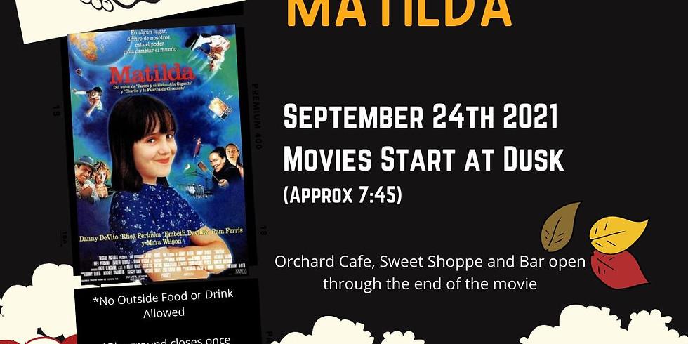 Free Friday Night Movies - Matilda