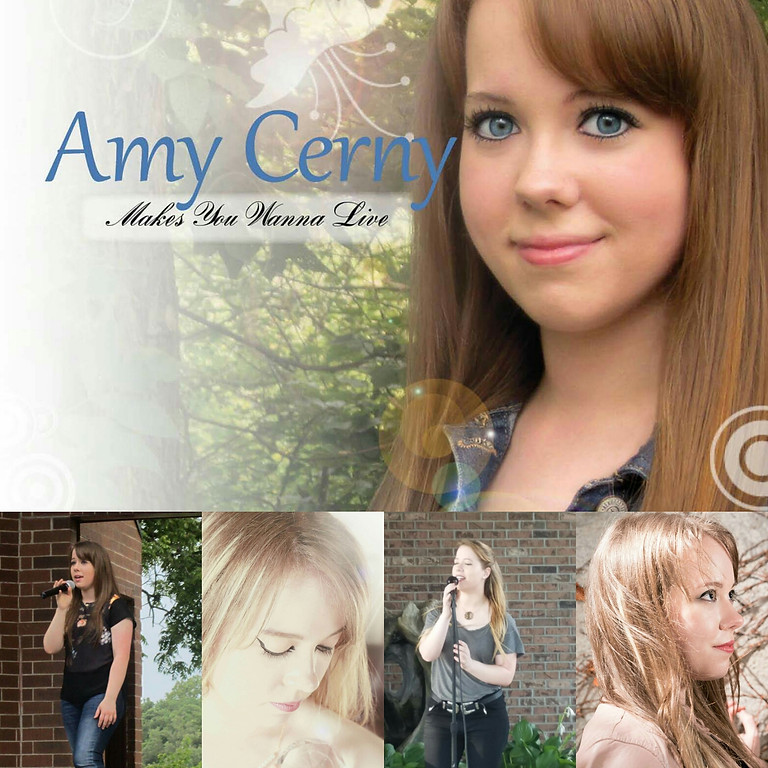 Live Music with Amy Cerny