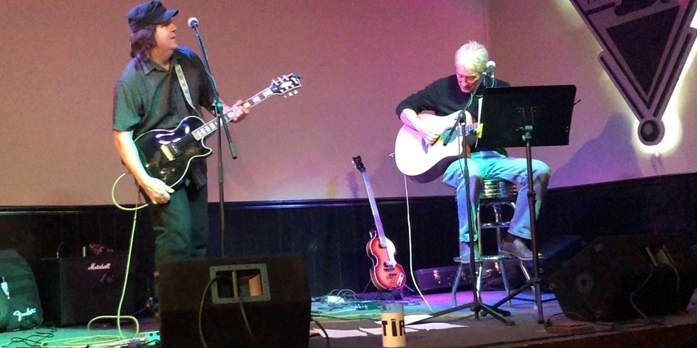 Live Music with Freddy & John