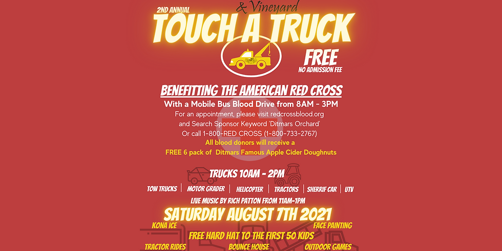 2nd Annual Touch a Truck