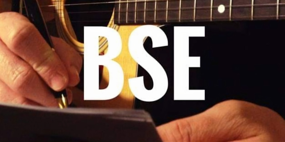 BSE Songwriter Showcase- Live Music