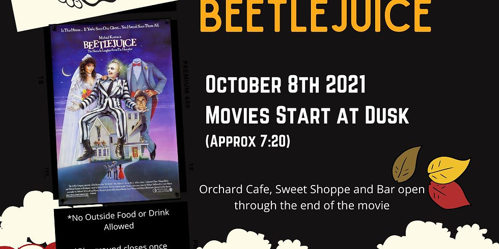 Free Friday Night Movies - Beetlejuice