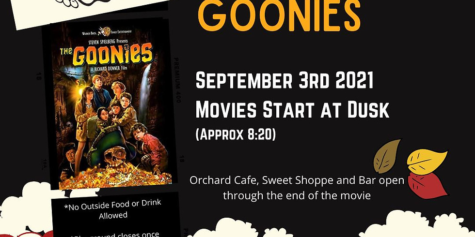 Free Friday Night Movies - The Goonies