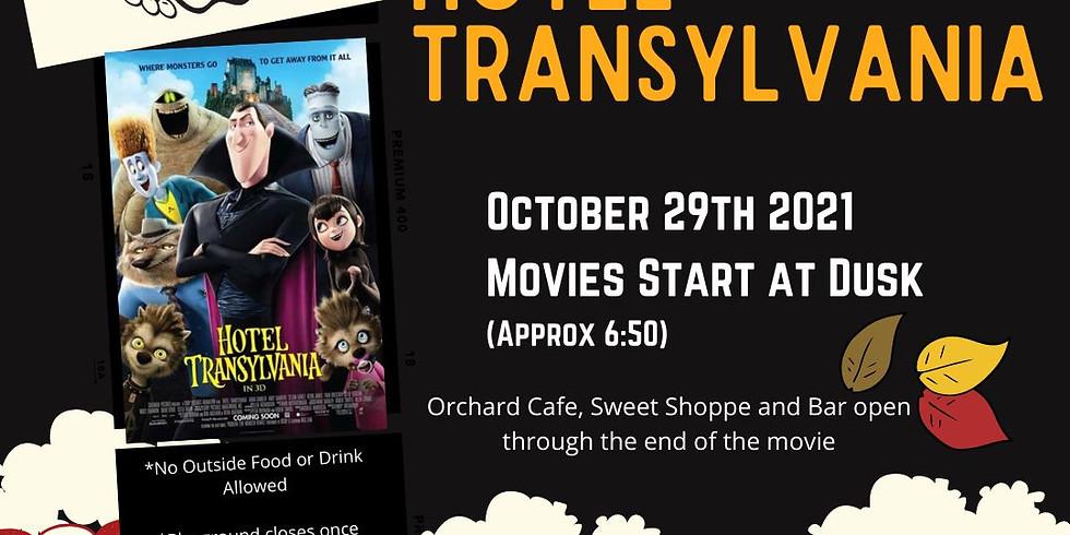 Free Friday Night Movies - Hotel Translyvania