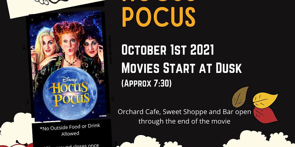 Free Friday Night Movies - Hocus Pocus