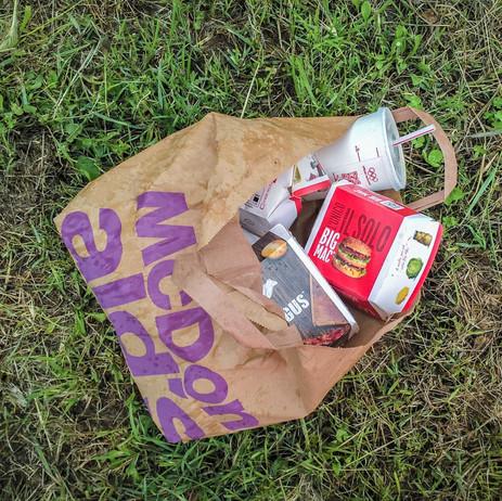 Le déjeuner sur l'herbe