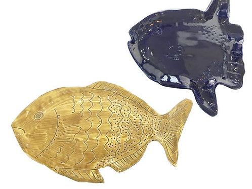 魚のお皿を作ろう8/3(月)10:30-12:00