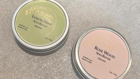大人気のシアバターの香りが2種類になりました!