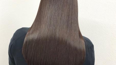 髪質改善大人気です!!