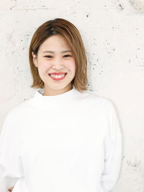 スタイリスト(歴7年)竹内 絵莉香