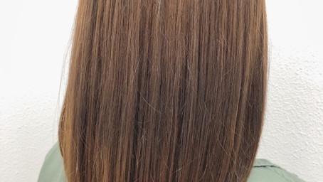 今話題の「髪質改善ヘアエステ」をやると。。