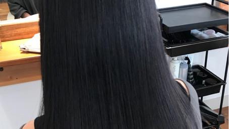 髪質改善ヘアーエステの威力