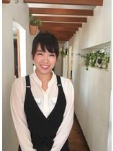 リーダー(歴15年) 遠藤 菜々子