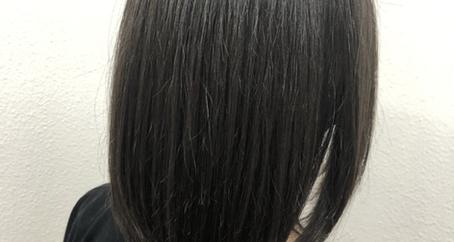 細毛の方には髪質改善でまとまりを