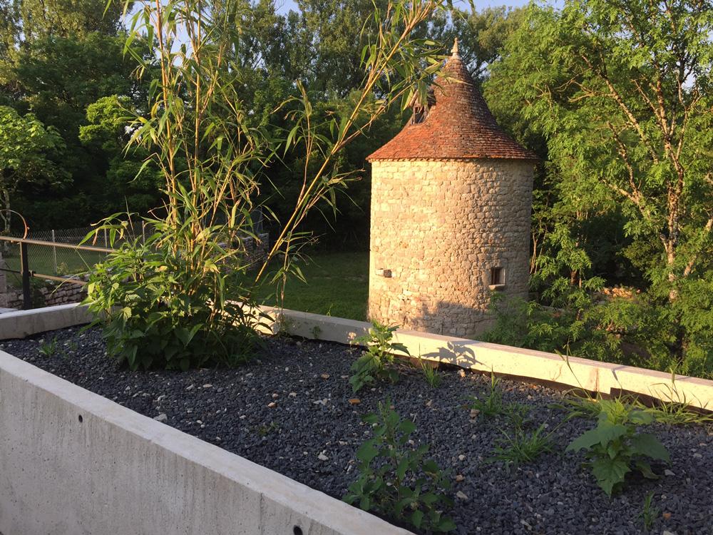 Naturea Spa extérieur
