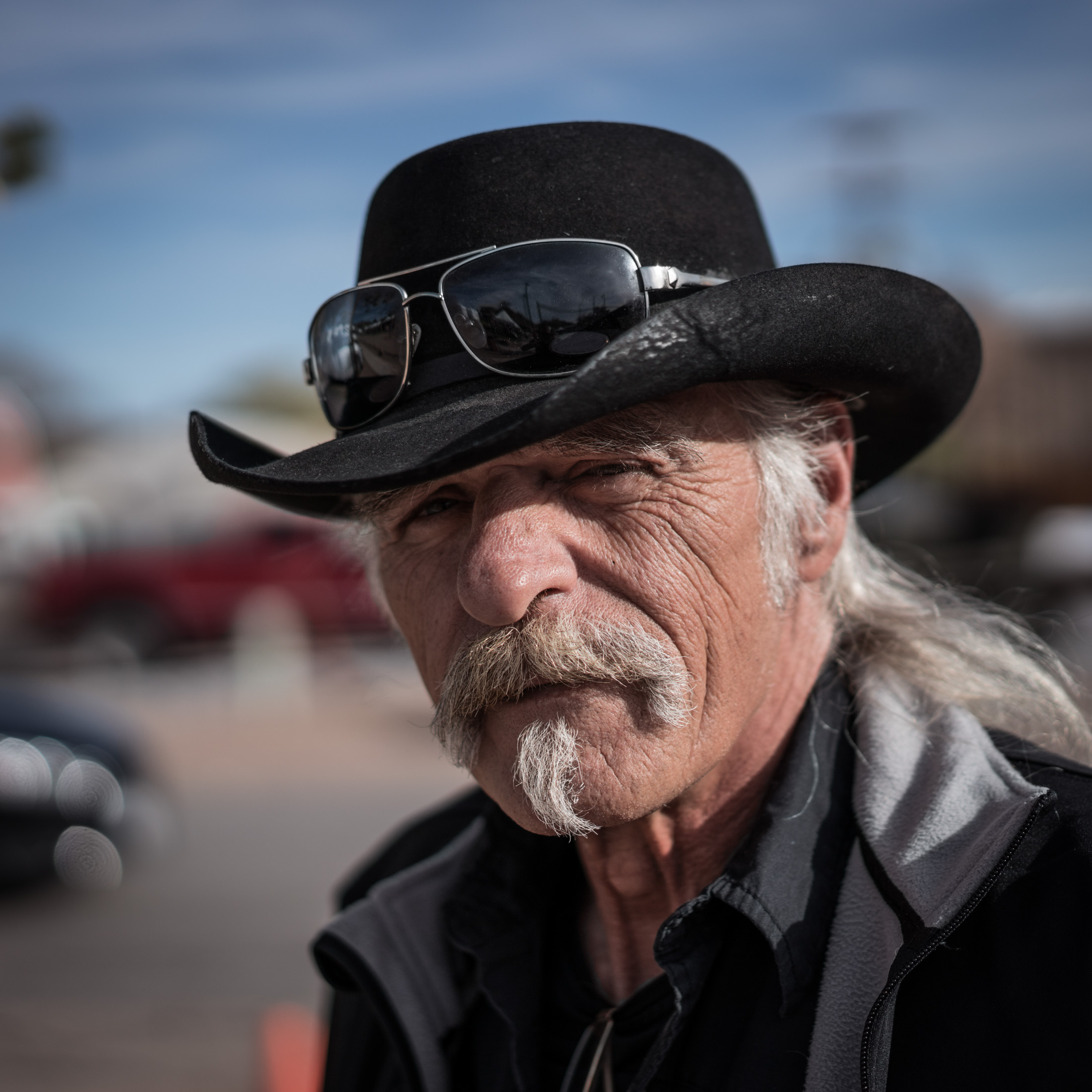 USA, Portraits, cowboy