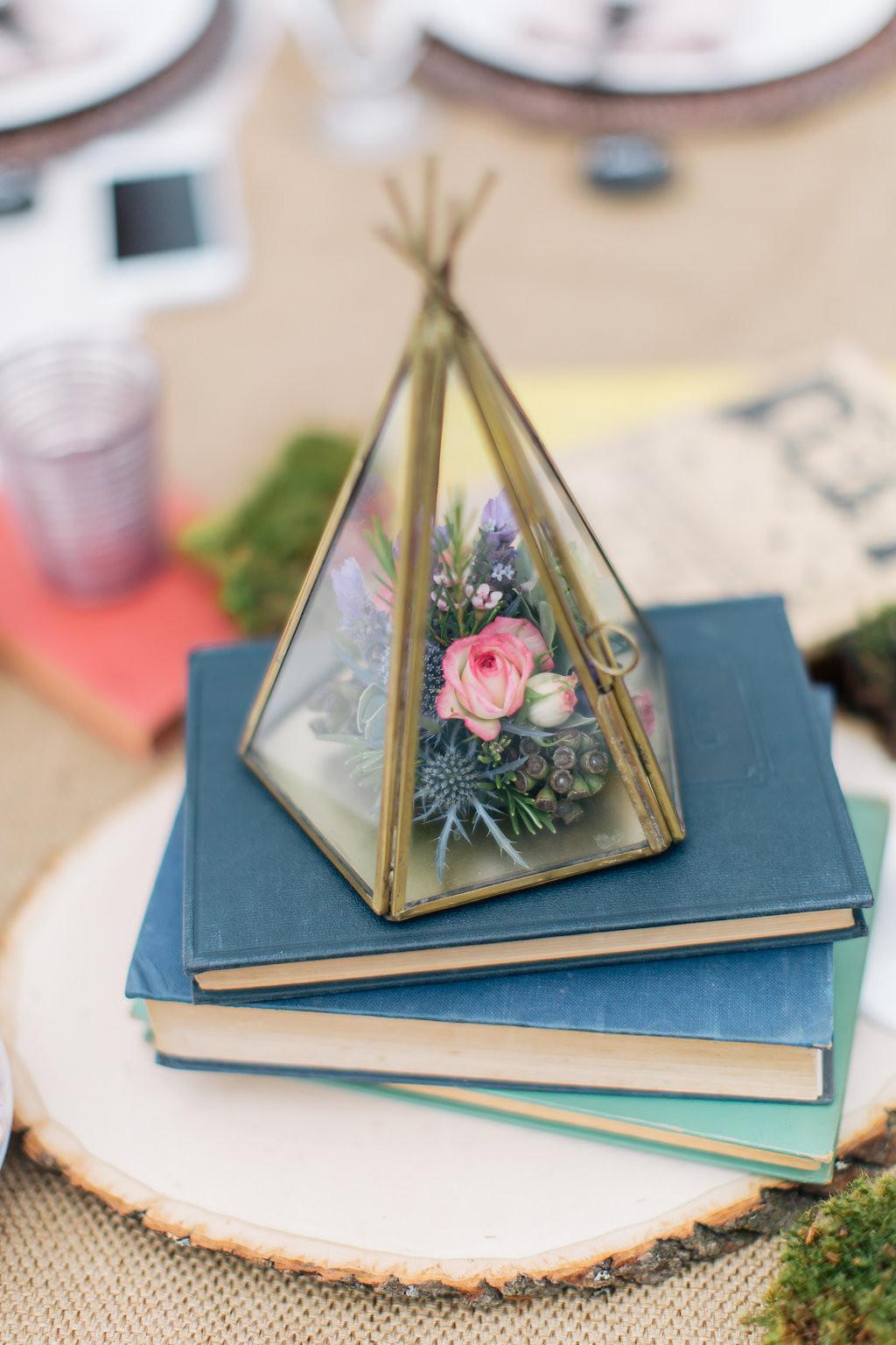 Los Angeles Wedding Florist - Spring Curiousities