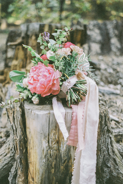 Los Angeles Wedding Florist - Bouquet