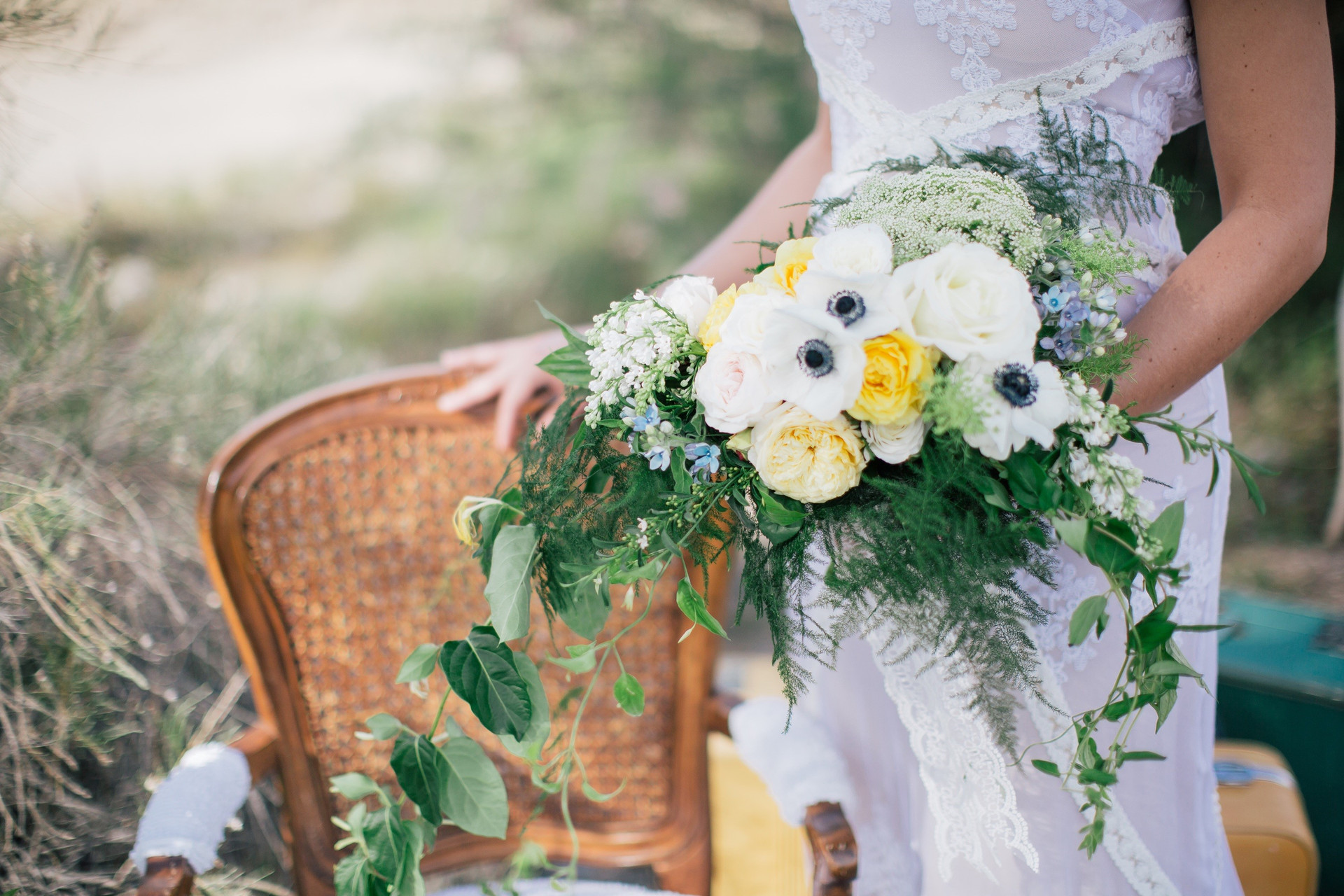 Santa Clarita Wedding Florist