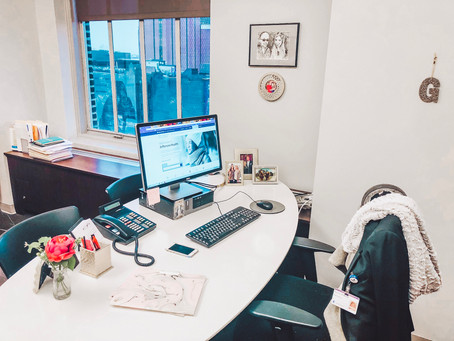 Why Changing Offices Had an Effect on My Grief