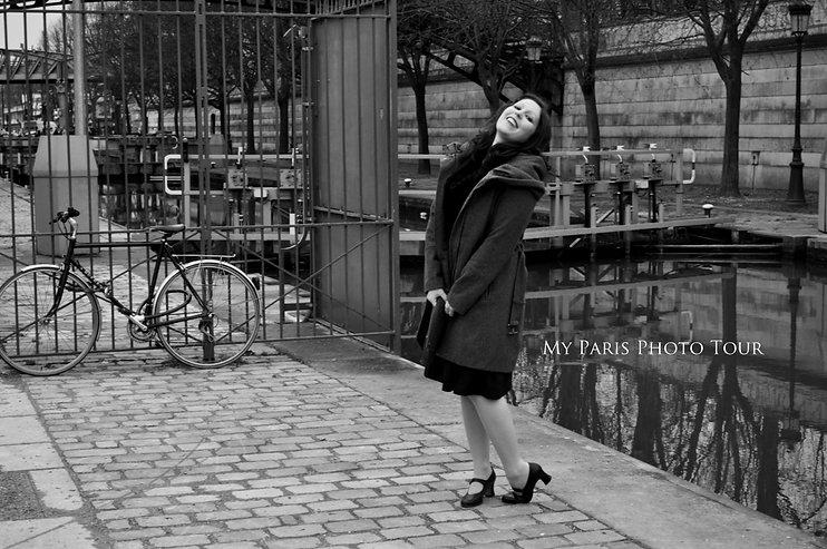 Paris para fotografos retratos inusuales