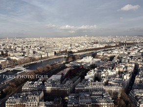 Paris from the top, the 6 best spots to get the best panoramic photos.