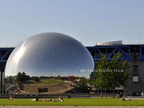 Photographier les parcs contemporains de Paris