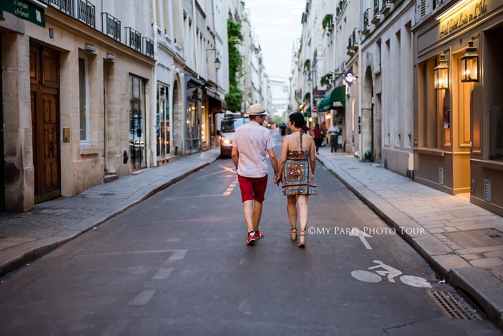 My Paris Photo Tour luna de miel Paris fotografo espanol