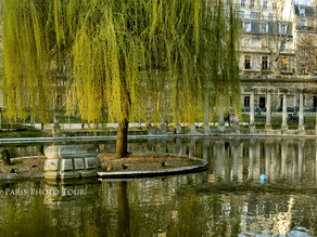 where to find the most photogenic English gardens in Paris