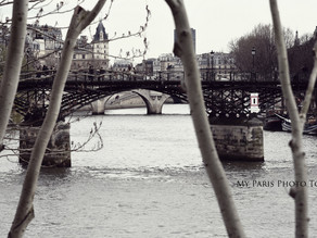 4 ideas for photographing Paris in a gray day