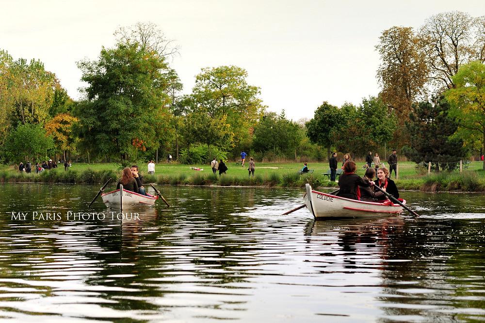 foto bois de vincennes lago