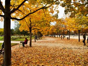 10 idées pour photographier Paris à l'automne