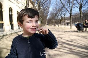My Paris Photo Tour FAMILY Palais Royal