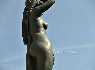 MyParisPhotoTour Opera Garnier Cariatide