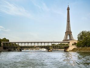 Photographier Paris depuis le métro? oui, à partir de la ligne 6