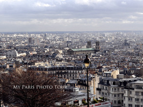 4 free great panoramic views of Paris