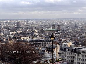 4 vues panoramiques de Paris gratuites