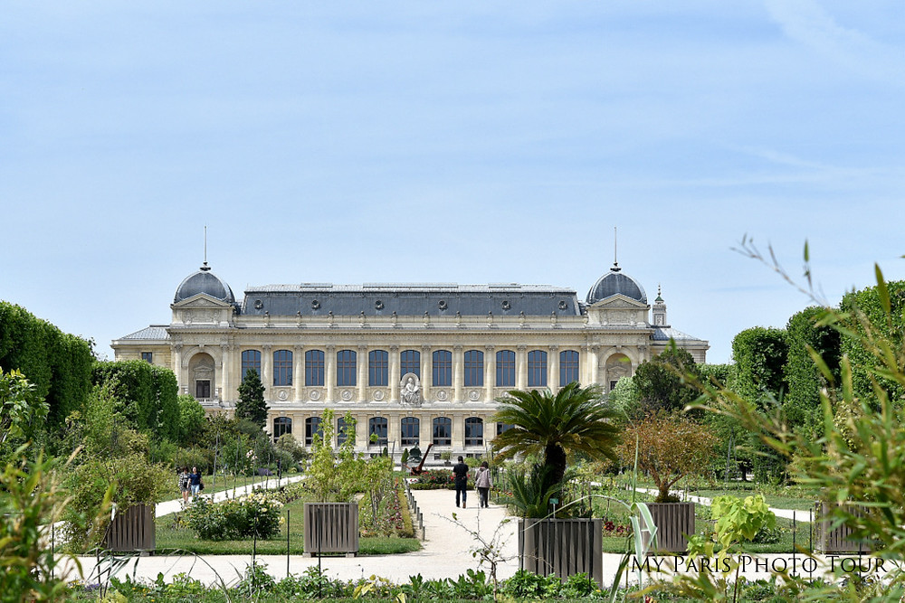 jardins de plantes paris