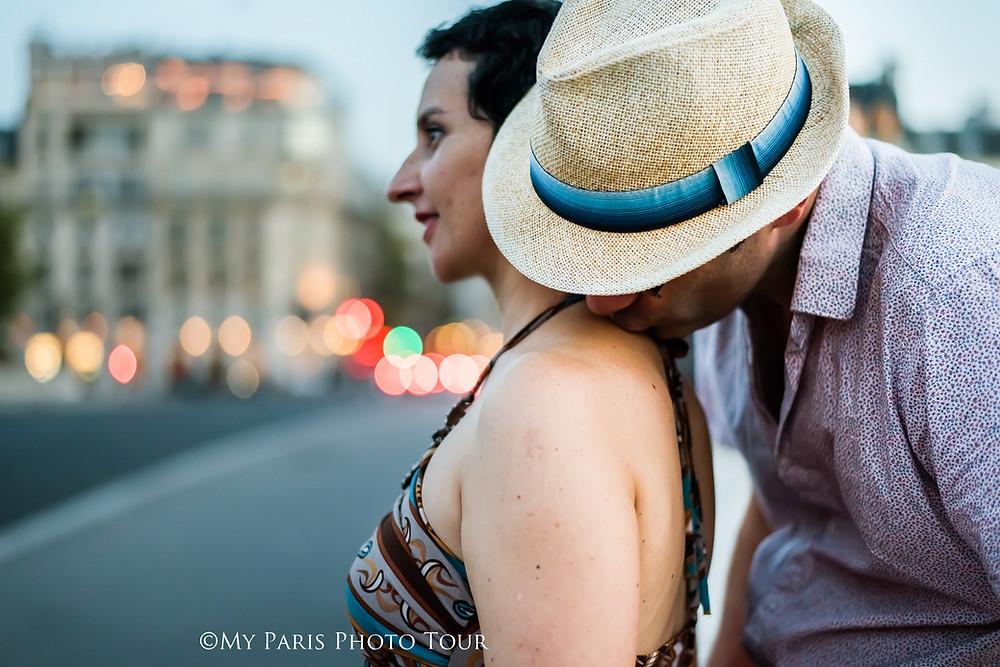 My Paris Photo Tour foto luna de miel postboda Sena Paris fotografo español