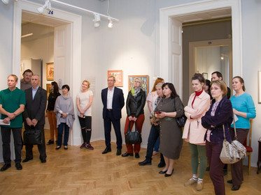 «Свет и цвет Тамары Гусевой» к 100-летию со дня рождения