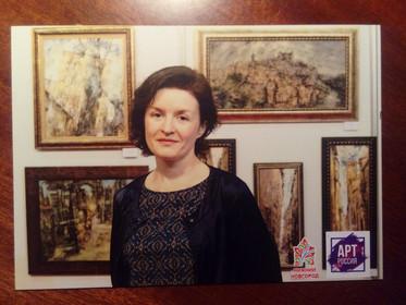 """Экспресс-открытка с личным фото """"Моя Россия""""!"""