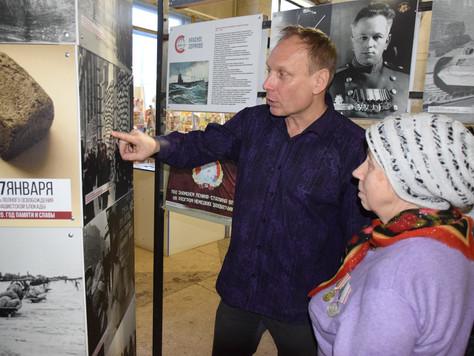 Всероссийская акция памяти «Блокадный хлеб» прошла в Нижнем Новгороде