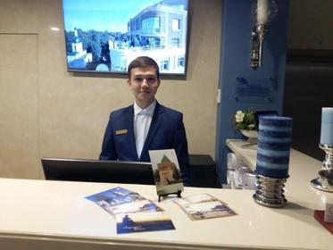 """Парк-Отель """"Кулибин"""" 5* - в проекте """"Нижегородская почтоваякарточка. Открытка из про"""