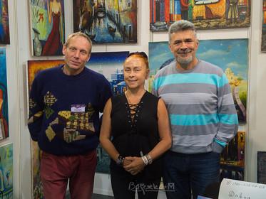 Выставка АРТ Россия 2017