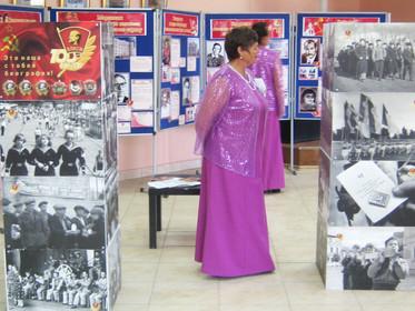 Фотовыставка на фестивале «Надежда» в Арзамасе