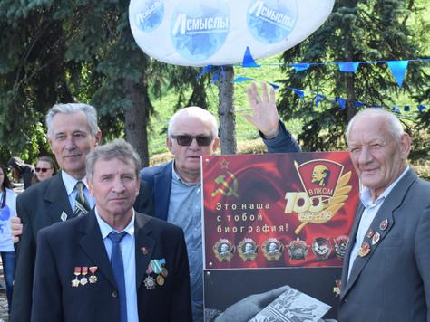 """Молодежный фестиваль """"Высота"""" в Нижнем Новгороде"""