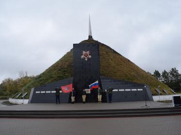 Новомосковск, Тульская область: 27 сентября в Узловском районе прошло перезахоронение солдат…