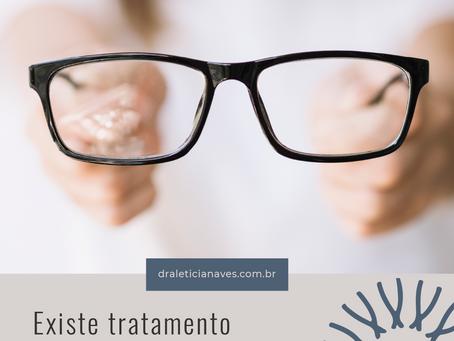 Existe tratamento para miopia?