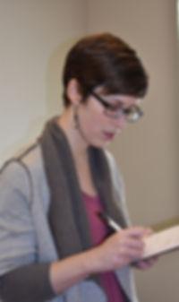 Joey Ann Miller, Trained CranioSacral Therapist and Licensed Nurse